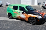 servpro in paso robles-biohazard Paso Robles -side of car.JPG